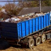 Remoções de Entulhos com Caminhão