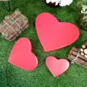Caixa Cartonada em Formato de Coração