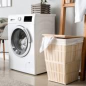 Instalação e retirada de máquina de lavar roupa