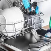 Instalação e retirada de máquina de lavar louça
