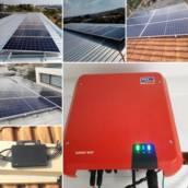 Projeto de Sistema Fotovoltaico