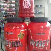 Whey + brinde!