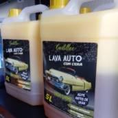 Lava auto com Cera Cadillac 5L