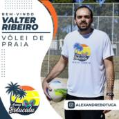 Professor Valter Ribeiro