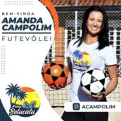 Professora Amanda Campolim