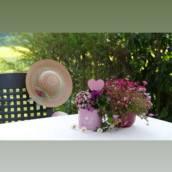Flores e Cestas