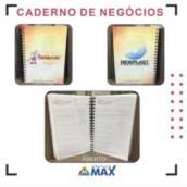 Caderno de negócios