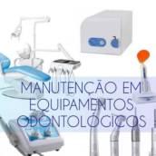 Assistência técnica de Peça reta ou contra ângulo - Marcas : Kavo, Gnatus, Dentflex, Ns