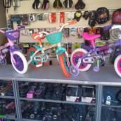 Bicicletas para Meninas