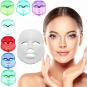 Tratamento com Máscara de Fototerapia Led
