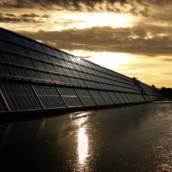 Limpeza de Placas Solares