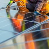 Manutenção de energia solar