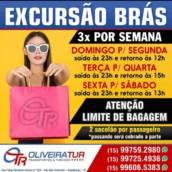 Excursão para o Brás São Paulo