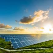 Instalação de energia solar para área rural