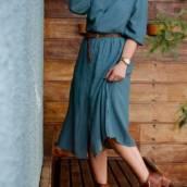 Vestido Casual Camisão