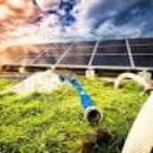 Energia solar para irrigação