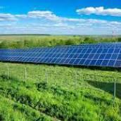 Energia solar para área rural