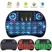 Mini teclado sem fio com touchpad mouse em Botucatu, SP por Multi Consertos - Celulares, Vídeo Games, Informática, Eletrônica, Elétrica e Hidráulica
