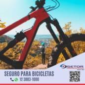 Seguro de Bicicletas em Caraguatatuba, SP por Setor Corretora de Seguros