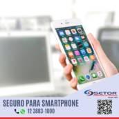 Seguro para Smartphone em Caraguatatuba, SP por Setor Corretora de Seguros