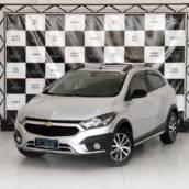 CHEVROLET ONIX – 1.4 MPFI ACTIV 8V FLEX 4P AUTOMÁTICO 2017/2018 em Botucatu, SP por Seven Motors Concessionária