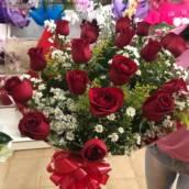 Ramalhete com 18 Rosas