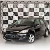 FORD FOCUS – 1.6 GLX 16V FLEX 4P MANUAL 2010/2011 em Botucatu, SP por Seven Motors Concessionária
