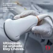 Ultrassonografia Unidade Eloy Chaves em Jundiaí, SP por Laboratório Biológico - 23 de Maio