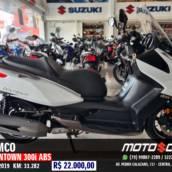 KYMCO DOWNTOWN 300i ABS - 2019 em Aracaju, SE por Moto e Cia Aracaju