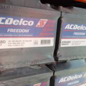 Bateria AcDelco 60AH Original GM em Botucatu, SP por Princal Baterias - Loja 1