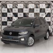 VOLKSWAGEN T-CROSS – 1.0 200 TSI TOTAL FLEX AUTOMÁTICO 2019/2020 em Botucatu, SP por Seven Motors Concessionária