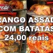 Alem de nosso deliciosos lanches, temos nosso maravilhoso frango assado !! em Botucatu, SP por Marcão Lanchonete Espaço Sabor