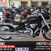 SUZUKI BOULEVARD M1500 - 2014 em Aracaju, SE por Moto e Cia Aracaju
