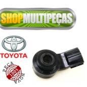 Sensor De Detonação Toyota Etios,corolla Hillux 8961520090 R$280
