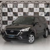HYUNDAI CRETA – 1.6 16V FLEX ATTITUDE AUTOMÁTICO 2018/2019 em Botucatu, SP por Seven Motors Concessionária