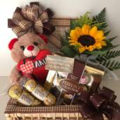 Baú Collection - Mãe eu te amo em Ourinhos, SP por Flor de lis - Floricultura e Presentes