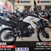 YAMAHA XTZ 250 LANDER - 2020 em Aracaju, SE por Moto e Cia Aracaju