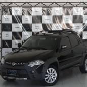 FIAT STRADA – 1.8 MPI ADVENTURE CD 16V FLEX 2P AUTOMÁTICO 2014 em Botucatu, SP por Seven Motors Concessionária