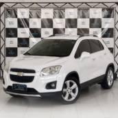 CHEVROLET TRACKER – 1.8 MPFI LTZ 4X2 16V FLEX 4P AUTOMÁTICO 2014/2015 em Botucatu, SP por Seven Motors Concessionária