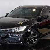 HONDA CIVIC – 2.0 EXL FLEX 4P AUTOMÁTICO 2018 em Botucatu, SP por AJ Veículos