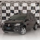 RENAULT SANDERO – 1.6 16V SCE FLEX STEPWAY EASY-R 2018 em Botucatu, SP por Seven Motors Concessionária