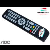 CONTROLE TV AOC LED E SMART em Penaforte, CE por Online Cell