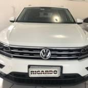 VW TIGUAN ALLSPACE 1.4 CONFORTLINE 2018 7 LUGARES em Botucatu, SP por Ricardo Veículos Multimarcas