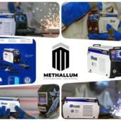 BOXER INVERSORA SOLDA TOUCH 145 em Botucatu, SP por Methallum Distribuidor Industrial