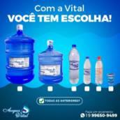 GALÃO ÁGUA MINERAL ACQUAVITAL 20 lts em Botucatu, SP por Disk Água Pura Distribuidora