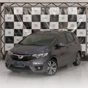 HONDA FIT – 1.5 EX 16V FLEX 4P AUTOMÁTICO 2015/2016 em Botucatu, SP por Seven Motors Concessionária