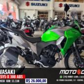 KAWASAKI VERSYS-X 300 ABS - 2018 em Aracaju, SE por Moto e Cia Aracaju