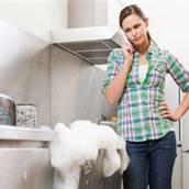 Desentupidora de pia de cozinha