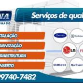 Serviços de Qualidade em Caraguatatuba, SP por Ar Condicionado Viana