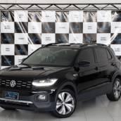 VOLKSWAGEN T-CROSS – 1.0 200 TSI TOTAL FLEX COMFORTLINE AUTOMÁTICO 2019/2020 em Botucatu, SP por Seven Motors Concessionária